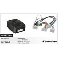 Metra MITO-2 Mitsubishi адаптер активации штатного усилителя