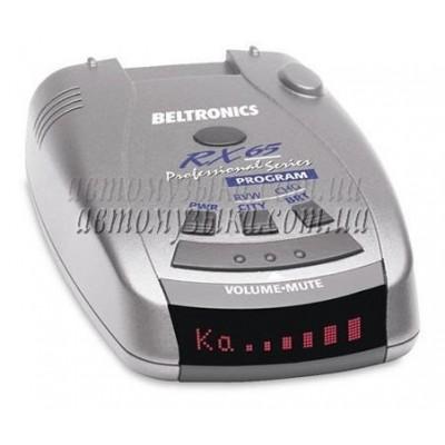 Beltronics PRO RX 65i