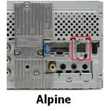 Clayton NSA-820 (Windows CE 6.0) ALPINE HD