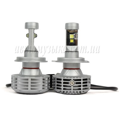 Купить Led лампы головного света LED Headlight 6G 9007 (без вентилятора)