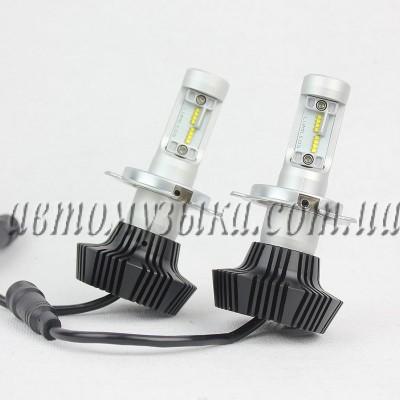 Купить Led лампы головного света LED Headlight 7G H4 (без вентилятора)