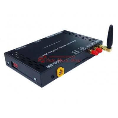 Купить мультимедийный навигационный блок AudioSources MIB-215A SEAT Universal (android)