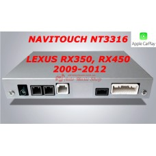 NAVITOUCH NT3316 LEXUS RX350, RX450 2009-2012
