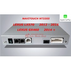 NAVITOUCH NT3355 LEXUS LX570 / GX460 (android 6)