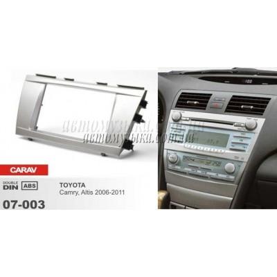 Купить переходную рамку CARAV 07-003 TOYOTA Camry
