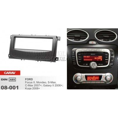 Купить переходную рамку CARAV 08-001 Ford S-Max / C-Max