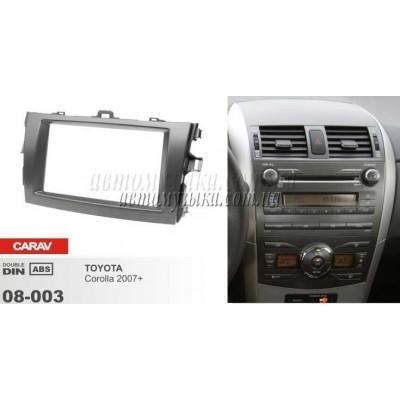Купить переходную рамку CARAV 08-003 TOYOTA Corolla