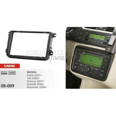 Купить переходную рамку CARAV 08-009 SEAT Leon