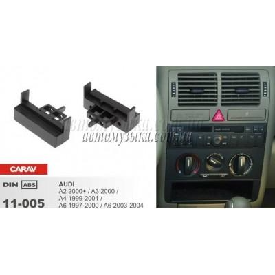 Купить переходную рамку CARAV 11-005 AUDI A2 / A3 / A4 / A6