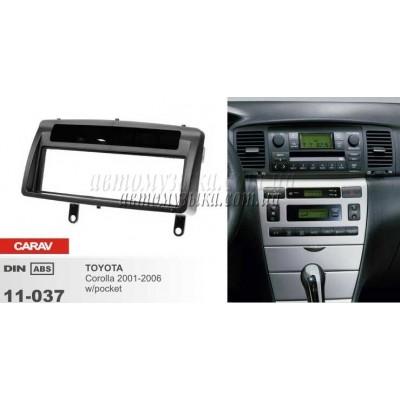 Купить переходную рамку CARAV 11-037 TOYOTA Corolla