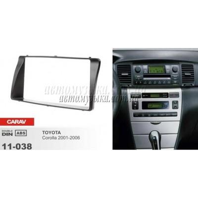 Купить переходную рамку CARAV 11-038 TOYOTA Corolla