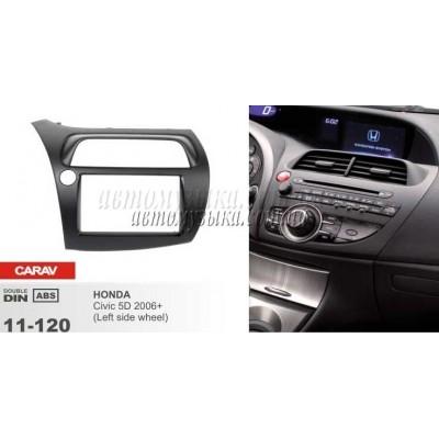 Купить переходную рамку CARAV 11-120 HONDA Civic 5D 2006+