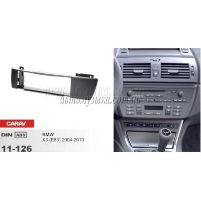 Купить переходную рамку CARAV 11-126 BMW X3 (E83)