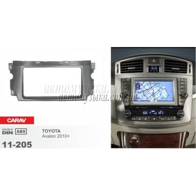 Купить переходную рамку CARAV 11-205 TOYOTA Avalon