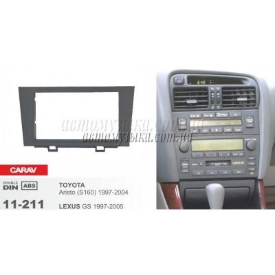 Купить переходную рамку CARAV 11-211 LEXUS GS