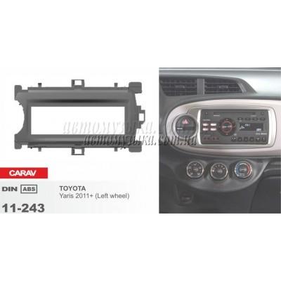 Купить переходную рамку CARAV 11-243 TOYOTA Yaris