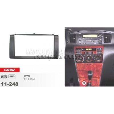 Купить переходную рамку CARAV 11-248 BYD F3