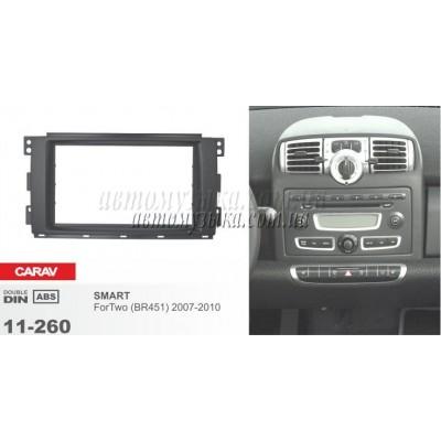 Купить переходную рамку CARAV 11-260 SMART ForTwo