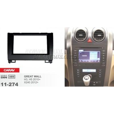Купить переходную рамку CARAV 11-274 GREAT WALL H3/ H5/ X240