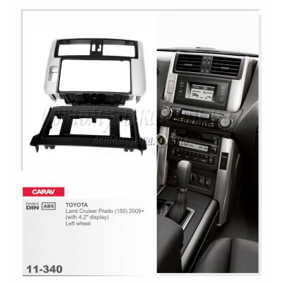 Купить переходную рамку CARAV 11-340 TOYOTA Land Cruiser (150)