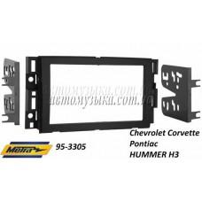 METRA 95-3305 HUMMER H3