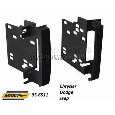 Купить переходную рамку METRA 95-6511 Jeep
