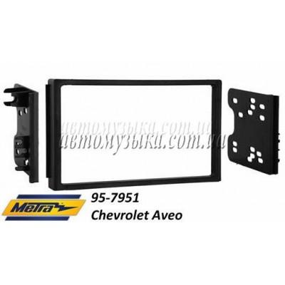 Купить переходную рамку METRA 95-7951 Chevrolet Aveo
