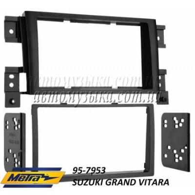 Купить переходную рамку METRA 95-7953 Suzuki Grand Vitara