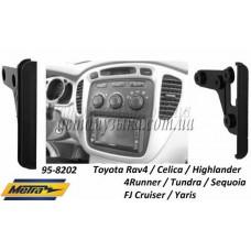 METRA 95-8202 Toyota Rav4/ Highlander/ 4Runner/ Tundra/ Sequoia/ FJ Cruiser/ Yaris