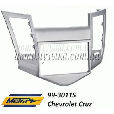 Купить переходную рамку METRA 99-3011S Chevrolet Cruze