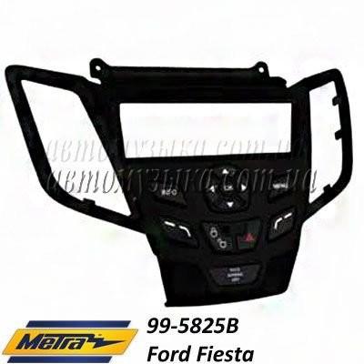 Купить переходную рамку METRA 99-5825B Ford Fiesta