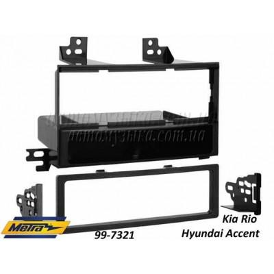 Купить переходную рамку METRA 99-7321 Kia Rio