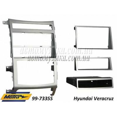 Купить переходную рамку METRA 99-7335S Hyundai Veracruz/ iX55