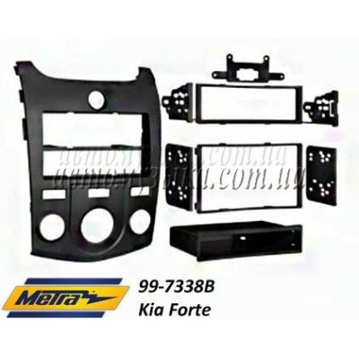 Купить переходную рамку METRA 99-7338B Kia Forte