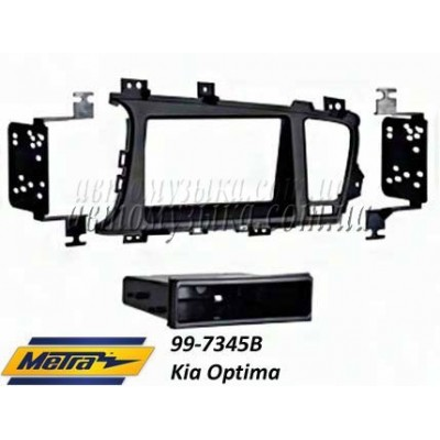 Купить переходную рамку METRA 99-7345B Kia Optima