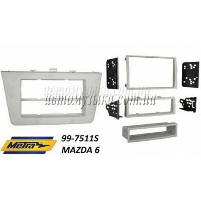 Купить переходную рамку METRA 99-7511S Mazda 6
