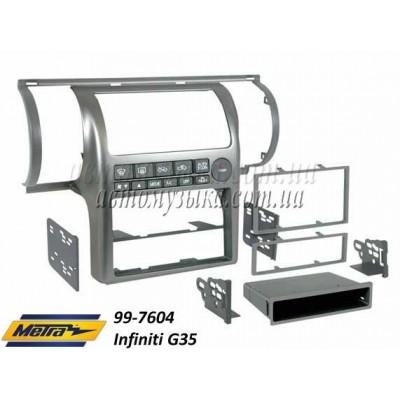 Купить переходную рамку METRA 99-7604 Infiniti G35