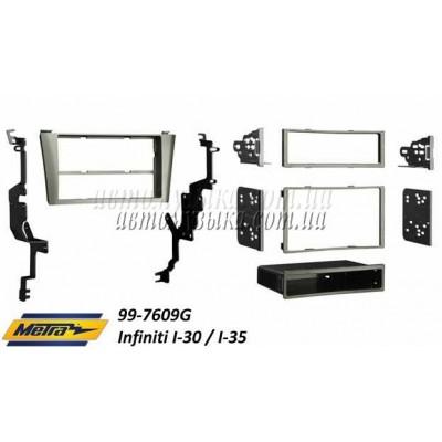 Купить переходную рамку METRA 99-7609G Infiniti I-30/I-35