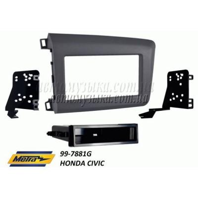 Купить переходную рамку METRA 99-7881G Honda Civic