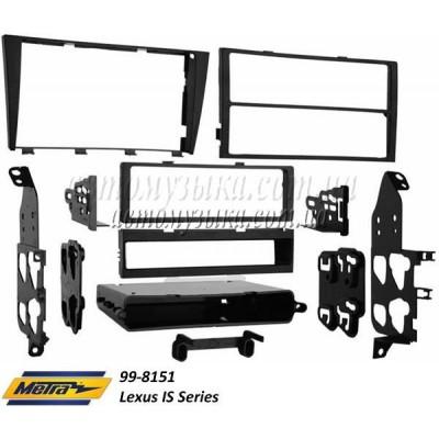 Купить переходную рамку METRA 99-8151 Lexus IS