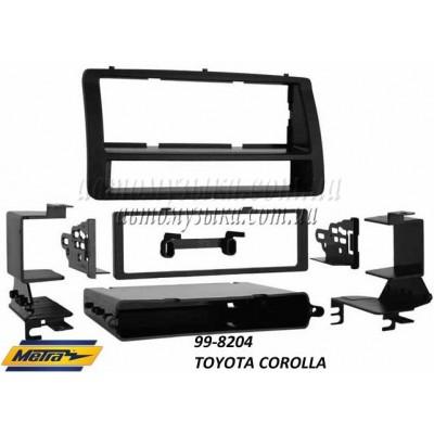 Купить переходную рамку METRA 99-8204 Toyota Corolla