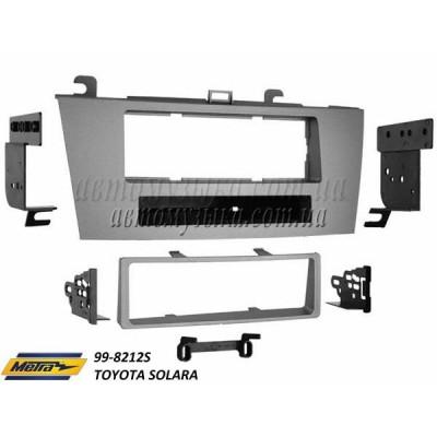 Купить переходную рамку METRA 99-8212S Toyota Solara