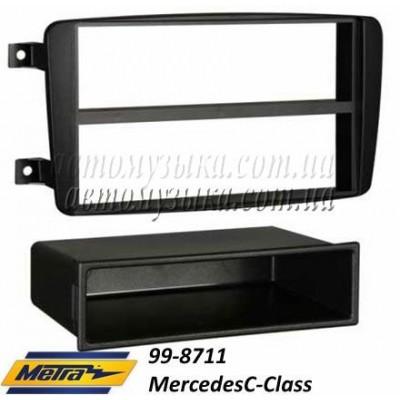 Купить переходную рамку METRA 99-8711 Mercedes C class