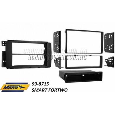 Купить переходную рамку METRA 99-8715 SMART ForTwo