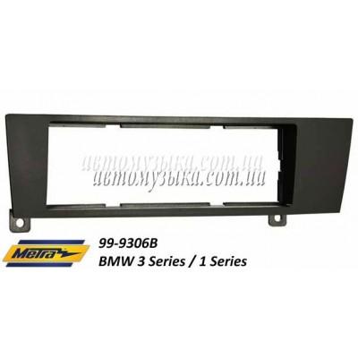 Купить переходную рамку METRA 99-9306B BMW 1 series