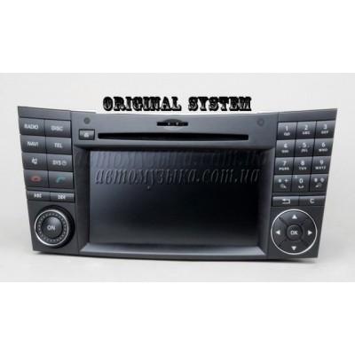 Купить штатную магнитолу Comand APS NTG 2.5 Mercedes E-Class W211