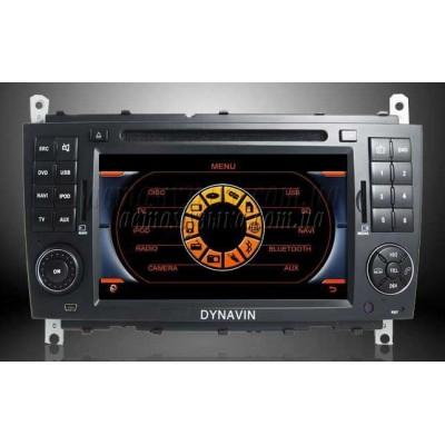 Купить штатную магнитолу DYNAVIN Mercedes-Benz G Class Gelandewagen W463 (2008-2010) (DVN-MBC)