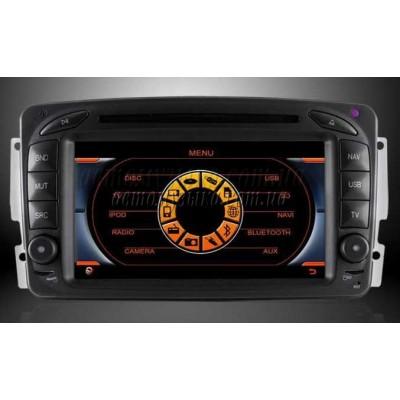 Купить штатную магнитолу DYNAVIN Mercedes-Benz Vito/ Viano (2004-2006) (DVN-MBC)