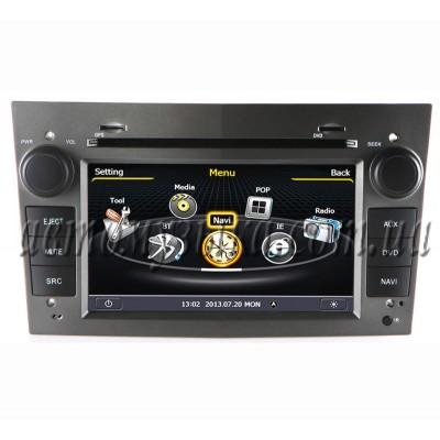 Купить штатную магнитолу EasyGo S119 OPEL Astra / Corsa / Zafira / Antara (S100)