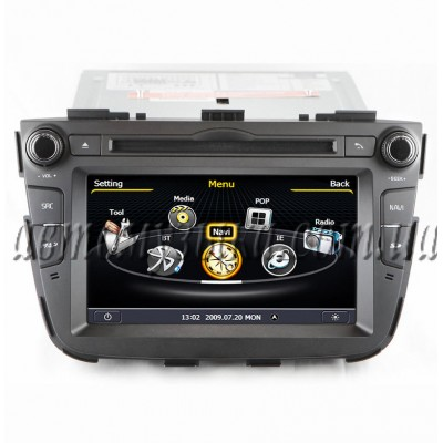 Купить штатную магнитолу EasyGo S131 KIA Sorento 2013-2015 (S100)